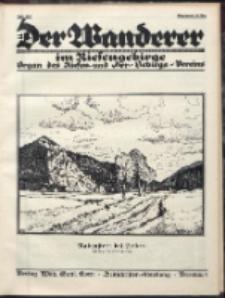 Der Wanderer im Riesengebirge, 1927, nr 7