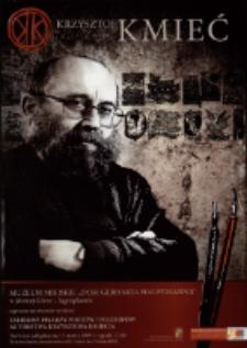 Exlibrisy pisarzy poetów i filozofów autorstwa Krzysztofa Kmiecia - plakat [Dokument życia społecznego]