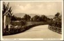 Jelenia Góra - Cieplice - Park Norweski - wejście [Dokument ikonograficzny]
