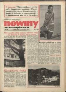 Nowiny Jeleniogórskie : magazyn ilustrowany, R. 14, 1971, nr 32 (691!)