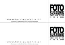 foto-ruszenie : wystawy fotograficzne - zaproszenie