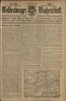 Waldenburger Wochenblatt, Jg. 59, 1913, nr 100