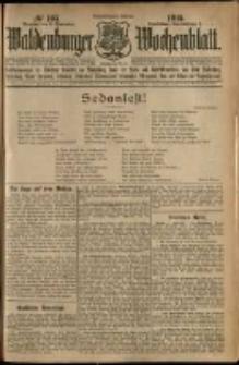 Waldenburger Wochenblatt, Jg. 59, 1913, nr 105