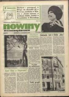 Nowiny Jeleniogórskie : magazyn ilustrowany, R. 14, 1971, nr 41 (700!)
