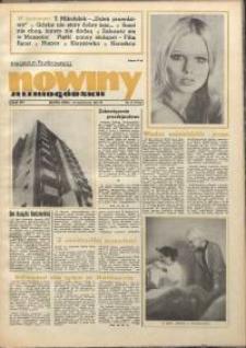 Nowiny Jeleniogórskie : magazyn ilustrowany, R. 14, 1971, nr 45 (704!)