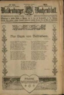 Waldenburger Wochenblatt, Jg. 59, 1913, nr 154