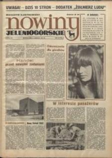 Nowiny Jeleniogórskie : magazyn ilustrowany, R. 14, 1971, nr 49 (708!)
