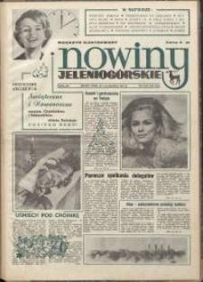 Nowiny Jeleniogórskie : magazyn ilustrowany, R. 14, 1971, nr 51-52 (710-711!)
