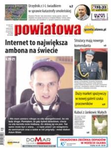 Gazeta Powiatowa - Wiadomości Oławskie, 2017, nr 39