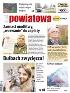 Gazeta Powiatowa - Wiadomości Oławskie, 2017, nr 45
