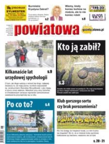 Gazeta Powiatowa - Wiadomości Oławskie, 2017, nr 46