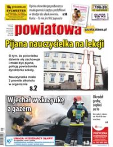 Gazeta Powiatowa - Wiadomości Oławskie, 2017, nr 49