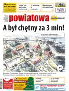 Gazeta Powiatowa - Wiadomości Oławskie, 2017, nr 50