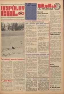 Wspólny cel : gazeta samorządu robotniczego Celwiskozy, 1974, nr 5 (560)