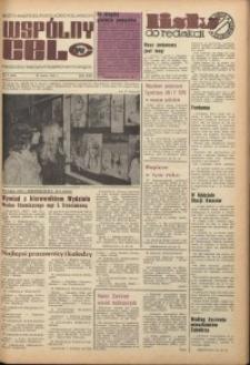 Wspólny cel : gazeta samorządu robotniczego Celwiskozy, 1974, nr 9 (564)