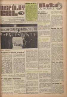 Wspólny cel : gazeta samorządu robotniczego Celwiskozy, 1974, nr 17 (572)