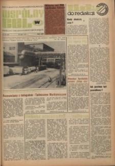 Wspólny cel : gazeta samorządu robotniczego Celwiskozy, 1974, nr 19 (574)