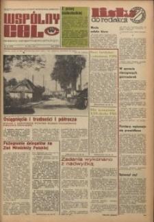 Wspólny cel : gazeta samorządu robotniczego Celwiskozy, 1974, nr 21 (576)