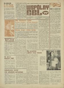 """Wspólny cel : gazeta samorządu robotniczego """"Celwiskozy"""", 1978, nr 19 (718)"""