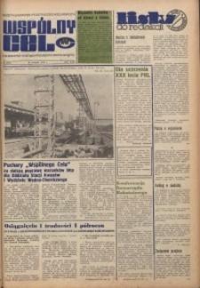 Wspólny cel : gazeta samorządu robotniczego Celwiskozy, 1974, nr 22 (577)