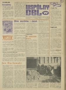 """Wspólny cel : gazeta samorządu robotniczego """"Celwiskozy"""", 1978, nr 34 (733)"""