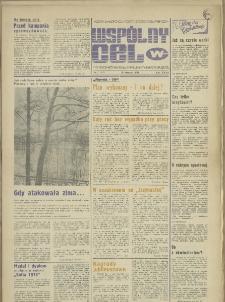 """Wspólny cel : gazeta samorządu robotniczego """"Celwiskozy"""", 1979, nr 2 (737)"""