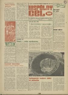 """Wspólny cel : gazeta samorządu robotniczego """"Celwiskozy"""", 1979, nr 6 (741)"""