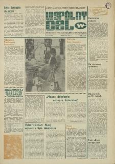 """Wspólny cel : gazeta samorządu robotniczego """"Celwiskozy"""", 1979, nr 10 (745)"""