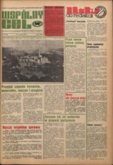 Wspólny cel : gazeta samorządu robotniczego Celwiskozy, 1974, nr 27 (582)