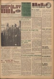 Wspólny cel : gazeta samorządu robotniczego Celwiskozy, 1974, nr 29 (584)