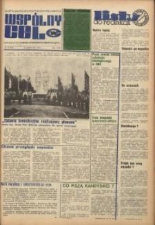 Wspólny cel : gazeta samorządu robotniczego Celwiskozy, 1974, nr 30 (585)