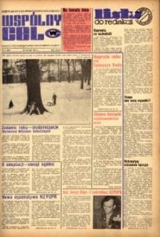 Wspólny cel : gazeta samorządu robotniczego Celwiskozy, 1975, nr 1 (592)