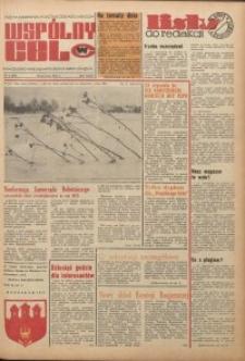 Wspólny cel : gazeta samorządu robotniczego Celwiskozy, 1975, nr 2 (593)