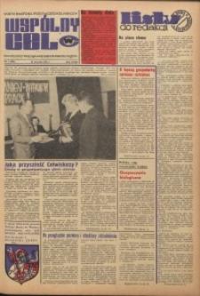 Wspólny cel : gazeta samorządu robotniczego Celwiskozy, 1975, nr 3 (594)