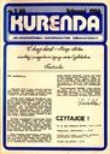 Kurenda : jeleniogórski informator oświatowy, 1986, nr 3 (3)