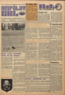 Wspólny cel : gazeta samorządu robotniczego Celwiskozy, 1975, nr 6 (597)