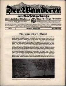 Der Wanderer im Riesengebirge, 1936, nr 3