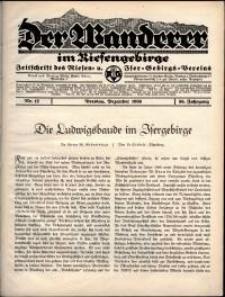 Der Wanderer im Riesengebirge, 1936, nr 12
