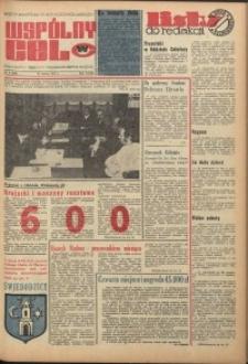 Wspólny cel : gazeta samorządu robotniczego Celwiskozy, 1975, nr 9 (600)