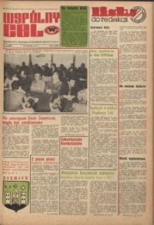 Wspólny cel : gazeta samorządu robotniczego Celwiskozy, 1975, nr 11 (602)
