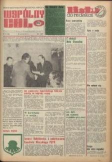 Wspólny cel : gazeta samorządu robotniczego Celwiskozy, 1975, nr 18 (609)