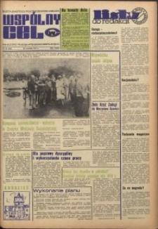Wspólny cel : gazeta samorządu robotniczego Celwiskozy, 1975, nr 27 (618)