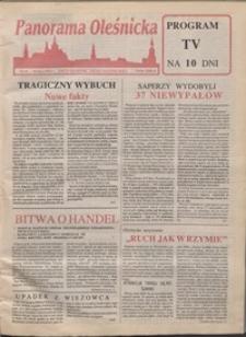 Panorama Oleśnicka: dwutygodnik Ziemi Oleśnickiej, 1991, nr 29