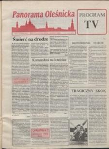 Panorama Oleśnicka: dwutygodnik Ziemi Oleśnickiej, 1991, nr 31
