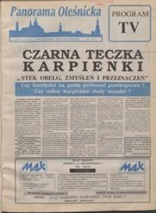 Panorama Oleśnicka: dwutygodnik Ziemi Oleśnickiej, 1991, nr 32