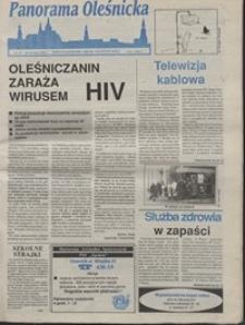 Panorama Oleśnicka: dwutygodnik Ziemi Oleśnickiej, 1992, nr 43