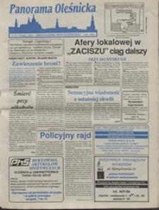 Panorama Oleśnicka: dwutygodnik Ziemi Oleśnickiej, 1992, nr 47