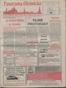 Panorama Oleśnicka: dwutygodnik Ziemi Oleśnickiej, 1992, nr 49