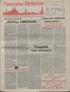 Panorama Oleśnicka: dwutygodnik Ziemi Oleśnickiej, 1992, nr 51
