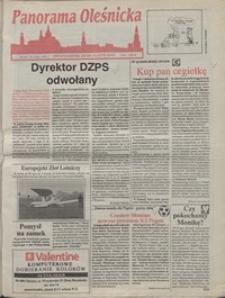 Panorama Oleśnicka: dwutygodnik Ziemi Oleśnickiej, 1992, nr 53